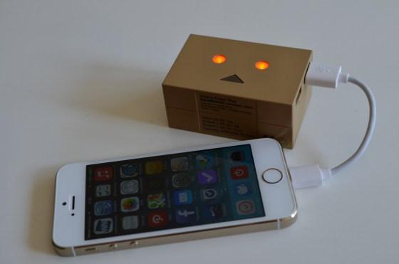cheero Power Plus 6000mAh DANBOARD version -mini- かわいいダンボーバッテリーにminiが出た!小さいけどパワフル!!