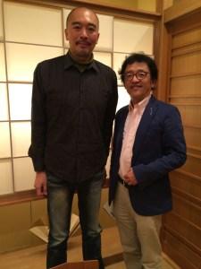 理央周さんと 名古屋 竜むら で 櫃まぶしを頂きつつ 電子マガジンの取材を受けました♪