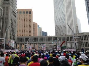 初心者が 東京マラソン 2015 を楽しく完走するために行うべき10の準備