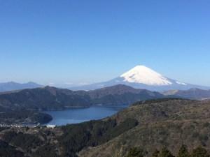 天気が良かったので奥さんと箱根までドライブに行ってきた♪