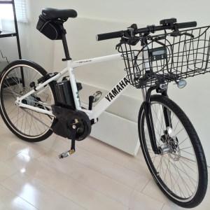 YAMAHA PAS Brace XL — スポーツモデルの電動アシスト自転車が届いた!!