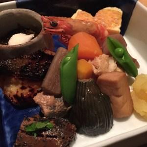 霞庭まつばら — 西麻布の隠れ家日本料理店の個室でスペシャルな会席ランチを楽しむ!! [麻布グルメ]