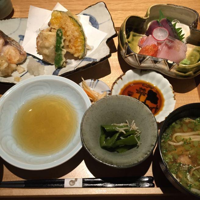 いなきあ — 六本木ヒルズのコスパ良好な日本料理店 個室もあって充実のランチを堪能!! [麻布グルメ]