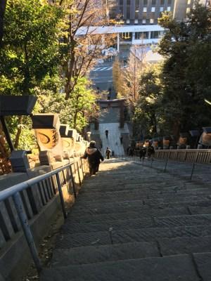 愛宕神社(あたごじんじゃ) 出世の石段を駆け登ってきたぞ!! [港区スポット]