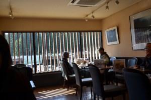 はちよう — 高野山 奥之院 中の橋会館 2Fのカフェ たっぷり散策した後の一息にいいぞ!  [2015年晩秋旅行記 その24]