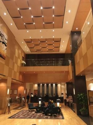ホテル日航熊本 — 市中心部の抜群のロケーションのシティホテル!部屋もサービスも朝食もバッチリ!! [2016年2月 熊本旅行記 その8]