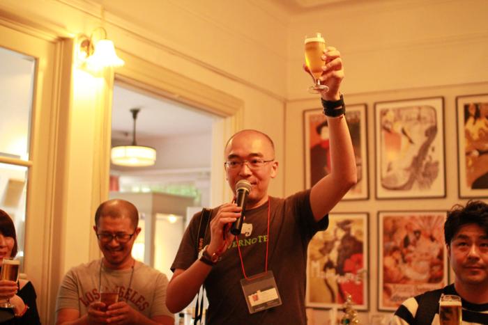 神戸北野美術館にて Dpub 12 in 神戸 しっとり豊かに開催しました!大人のDpubだったなぁ♪  [2015年晩秋旅行記 その47]