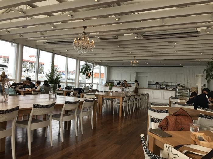 ロンハーマンカフェ(Ron Herman Cafe)〜 逗子マリーナのハーバー目の前 気持ちの良いアメリカンダイナーのランチはボリューム満点!! [湘南グルメ]