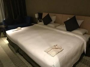 リーガロイヤルホテル 〜 大阪・中之島の素敵なホテル! 22Fナチュラルコンフォートフロアが快適だった!! [大阪ホテル]
