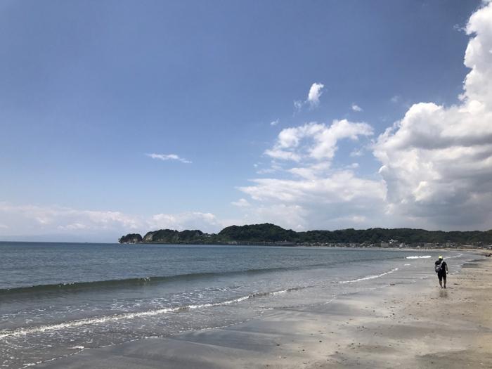 朝一番で鎌倉に移動!夏がもう目の前な海街を満喫した一日 [ノマドワーカーの自由すぎる日常]