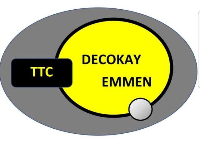 TTC Emmen | Tafeltennisvereniging