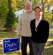 Bill DeHaven Endorses Molly