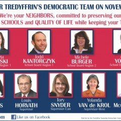 Look for our ad in the Township Newsletter!