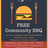 Free Community BBQ!
