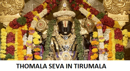 tirumala thomala seva online booking