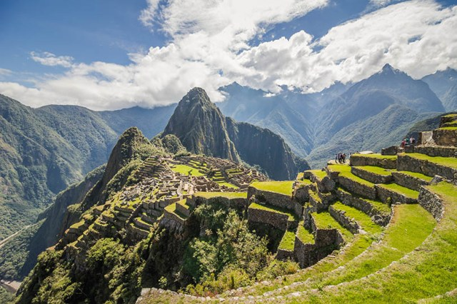 Machu Picchu 1 web - Tourists arrested for allegedly leaving faeces at Machu Picchu