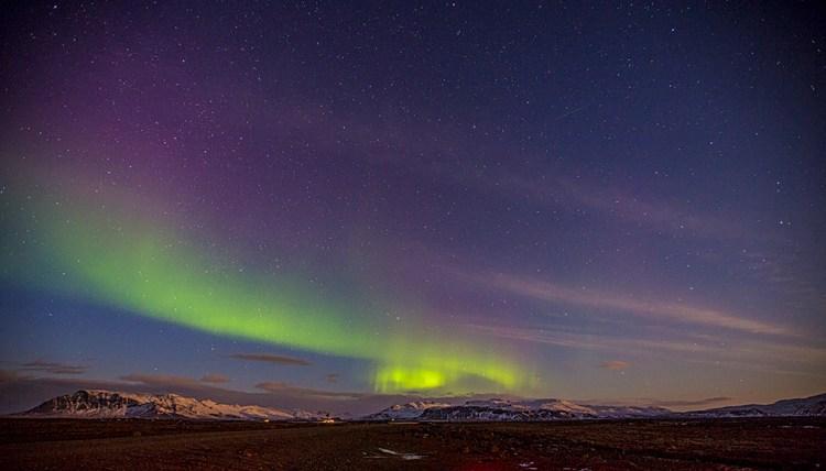Aurora IcelandGLPA