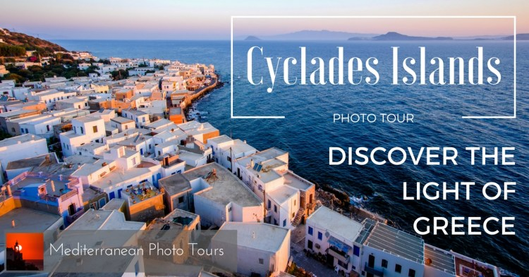 Cyclades Islands Photo Tour and Workshop