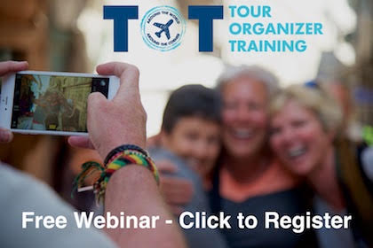 Tour Organizer Training