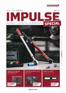 Impulse Gedore red katalog
