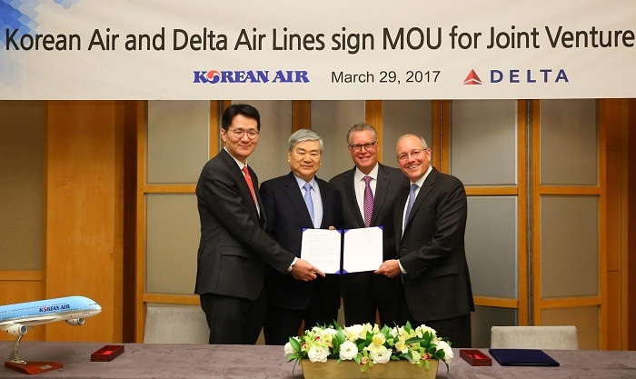 Travel News: Korean Air Signs Partnership with Delta