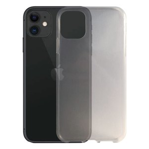 SALE Siliconen hoesje voor Apple iPhone 11 – Transparant