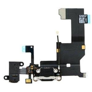 iPhone SE Apple – iPhone 5SE – Oplaad Connector Flex – Zwart