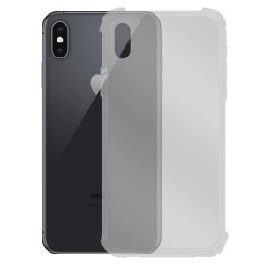 SALE Siliconen hoesje voor Apple iPhone X / XS – Schok bestendig – Transparant