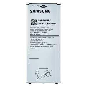 Samsung batterijen Batterij / Accu voor Samsung  Galaxy A3 2016