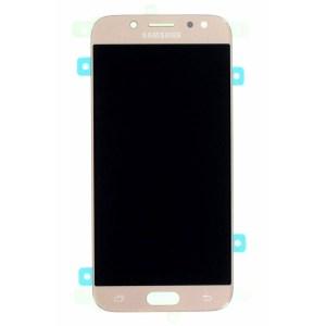 J7 2017 LCD / Scherm voor Samsung Galaxy J7 (2017) – Origineel – Service pack – Goud