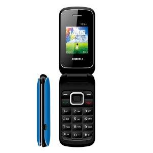 Khocell Telefoons Khocell – K13S+ – Mobiele telefoon – Met prepaid – Blauw