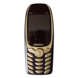 Khocell Telefoons Khocell – K6S+ – Mobiele telefoon – Blauw