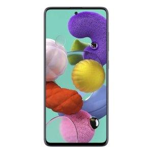 Samsung telefoons Samsung – Galaxy A51  – Mobiele telefoon – 128GB – Zwart