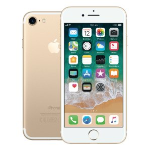 Apple Telefoons Refurbished iPhone 7 – Mobiele telefoon – 32GB – Goud – A-B Grade