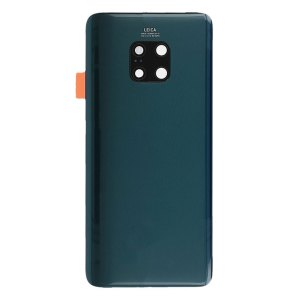 Onderdelen Mate 20 Pro Achterkant met camera lens voor Huawei Mate 20 Pro – Groen