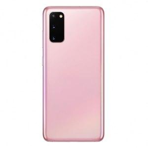 S20 Achterkant met camera lens voor Samsung Galaxy S20 – Roze