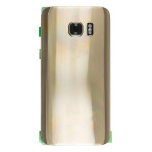 S7 Samsung – Galaxy S7 – Achterkant met camera lens – Goud