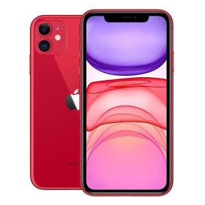 Apple Telefoons Apple – iPhone 11 – Mobiele telefoon – 64GB – Rood – NIEUW!!! (Marge toestel)