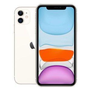 Apple Telefoons Apple – iPhone 11 – Mobiele telefoon – 64GB – Wit – NIEUW!!! (Marge toestel)