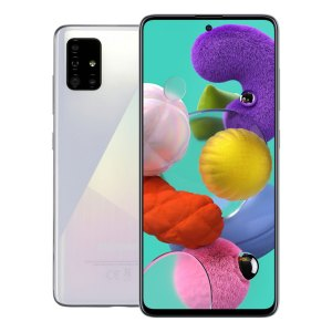 Samsung telefoons Samsung – Galaxy A51 – Dual-Sim – 128GB – Crush White