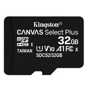 Geheugenkaarten Kingston – SDHC Geheugenkaart – Class 10 – 32 GB