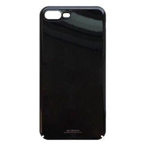 Apple hoesjes WK Design – Hardcase hoesje geschikt voor iPhone 7 Plus / 8 Plus – Zwart