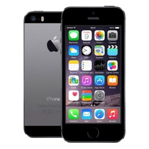 Apple Telefoons Apple – iPhone 5SE – Mobiele telefoon – Refurbished – 64GB – Grijs – A-B Grade