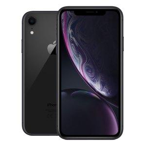Apple Telefoons Refurbished iPhone XR – Mobiele telefoon – 64GB – Zwart – A-B Grade
