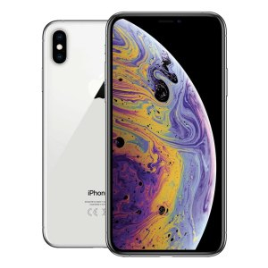 Apple Telefoons Apple – iPhone XS – Mobiele telefoon – Refurbished – 64GB – Wit – A-B Grade