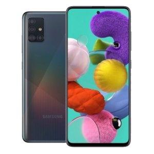 Samsung telefoons Samsung – Galaxy – A51 – Mobiele telefoon – Dual Sim – 128GB – Prism Crush Black