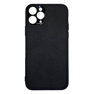 Apple hoesjes Khocell – Siliconen/Hardcase hoesje voor Apple iPhone 11 Pro – Zwart