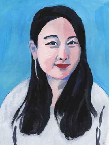 Jinah Jung par Adrien Pelletier