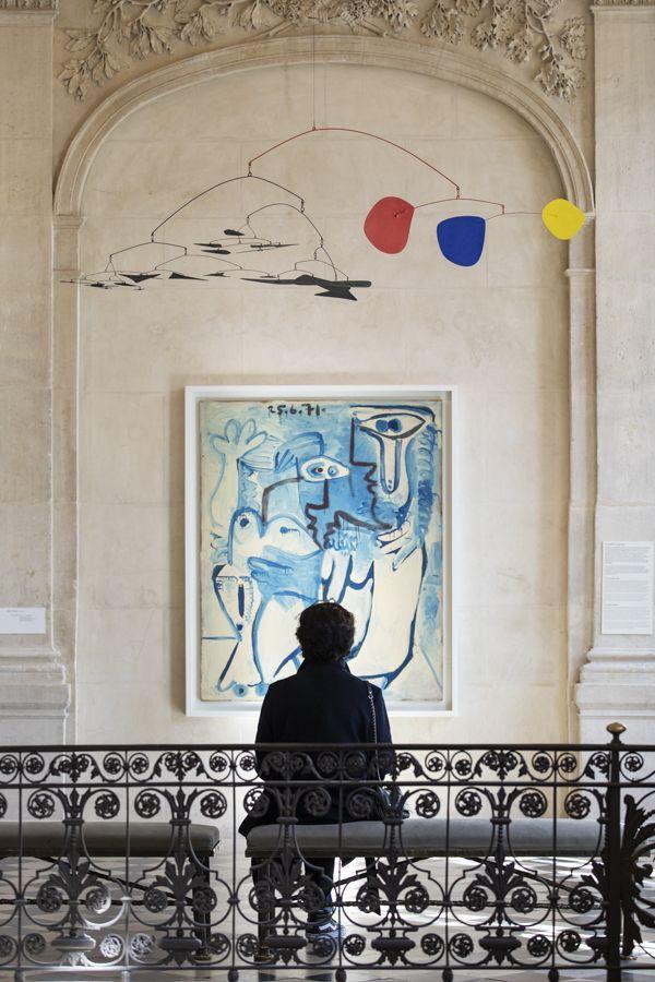 Calder - Picasso - Paris du 19 février au 25 août 2019 © Voyez-Vous/Vinciane Lebrun (Vinciane Lebrun) -