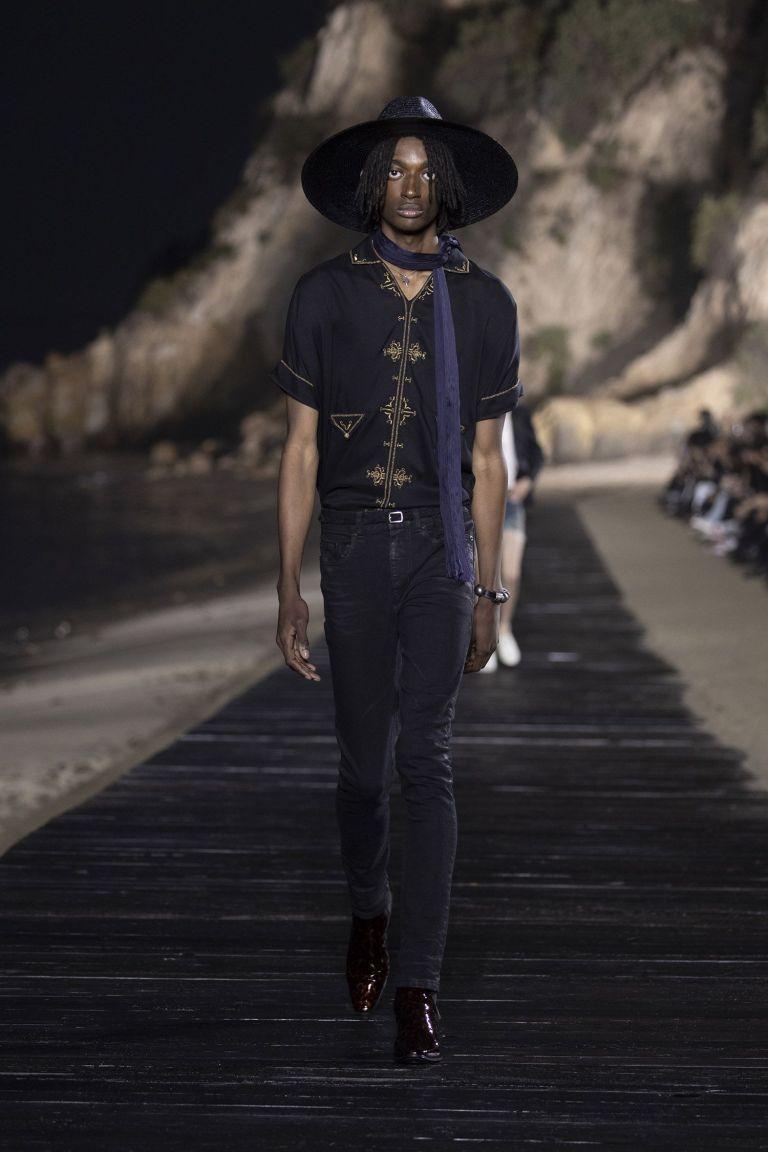Saint Laurent Paris - Men SS20 - Look39